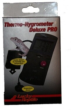 Thermo-Hygrometer Deluxe Pro